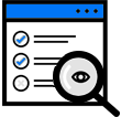Eyes only service icon